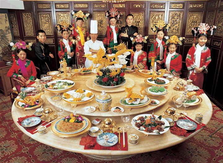 Banquete chinês
