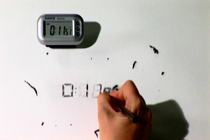 """Compensação dos erros, 2007, Lais Myrrha, exposta em """"Wonderland"""""""